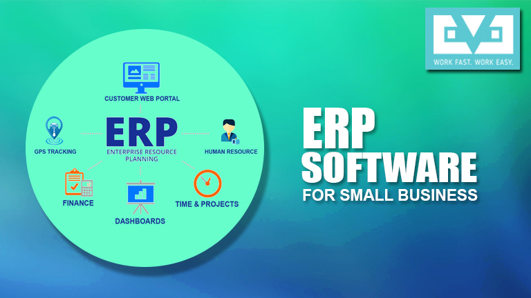 How does the ERP Software Benefit the Small Businesses?