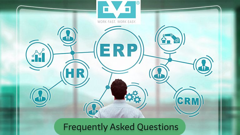 Some Frequently Asked Questions About ERP Software