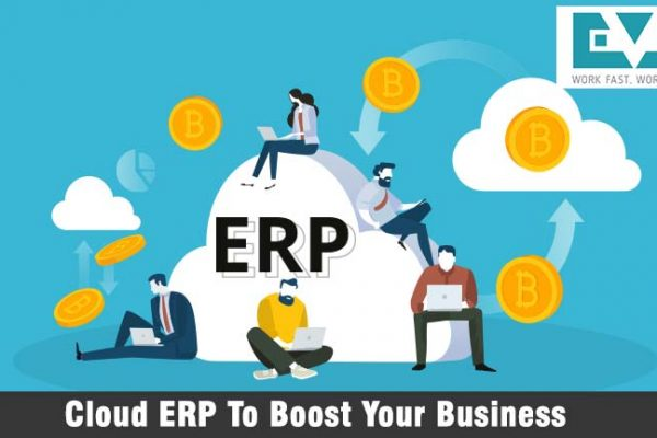 How Can Cloud ERP Boost Your Business Growth?